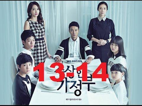 Quản gia bí ẩn tập 13 & 14, phim tình cảm Hàn Quốc