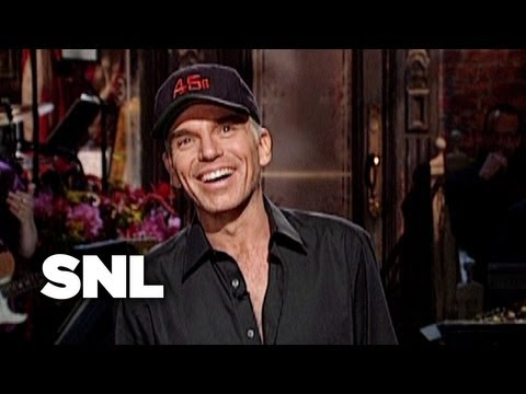 Billy Bob Thornton Monologue - Saturday Night Live