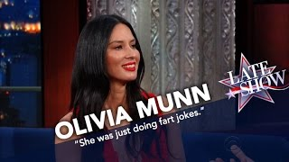 Olivia Munn: Kate McKinnon Is Almost Too Funny To Work With