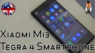 Xiaomi MI3 Hands On Tegra 4 5-inch Android Smartphone