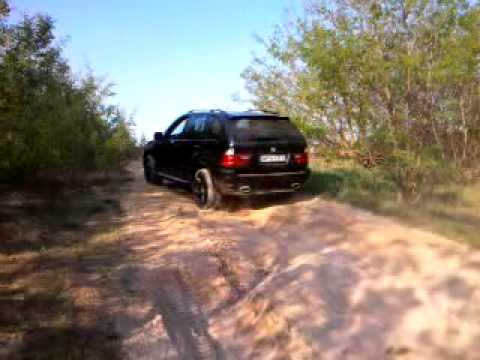 BMW X5 vs. Kymco MXU 500 ### Off Road Płońsk