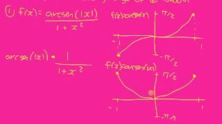 Ejemplos Dominio Y Rango Funciones Trigonometricas
