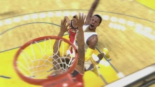 NBA 2K14 PS4 My Career The Fade!