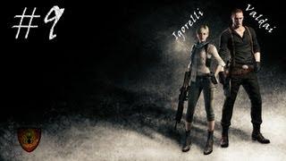 [Coop] Resident Evil 6. Серия 32 - Финал за Джейка и Шерри.