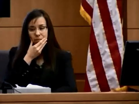 Jodi Arias Trial : Day 15 : Evolution Of Sex (No Sidebars)