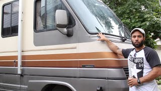 My New Motorhome Tour