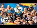 WE SLAM CITY 3 Episodes Spacetoon 3 WWE