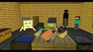 monster school cooking minecraft animation