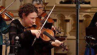 "Vivaldi Four Seasons: ""Winter"" (L'Inverno), complete; Cynthia Freivogel, Voices of Music 4K RV 297"