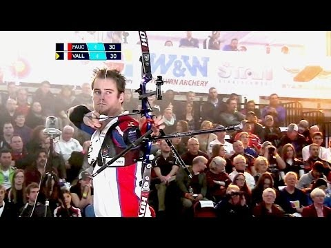 2014 European Archery Festival, Telford GBR / WA Indoor World Cup, stage 3