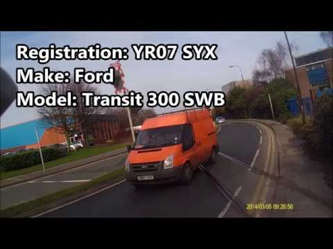 YR07 SYX Mobile Phone Dangerous Driving