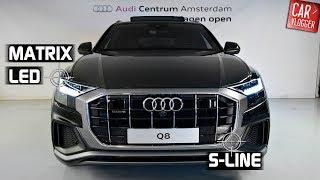 INSIDE the NEW Audi Q8 2018   Interior Exterior DETAILS