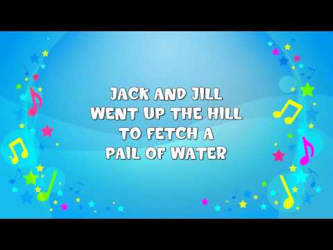 Jack And Jill Sing-A-Long Jive Junior