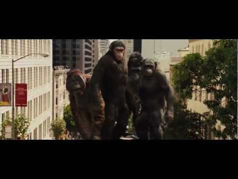 Gangs Of Wasseypur and Planet Apes - Mashup!!!!!!!!