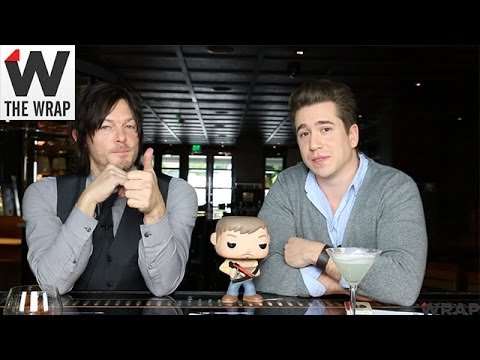 'Walking Dead' Star Norman Reedus Discusses Season 4, Dying, and Saving a Life in Atlanta