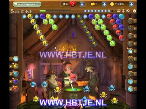 Bubble Witch Saga level 171