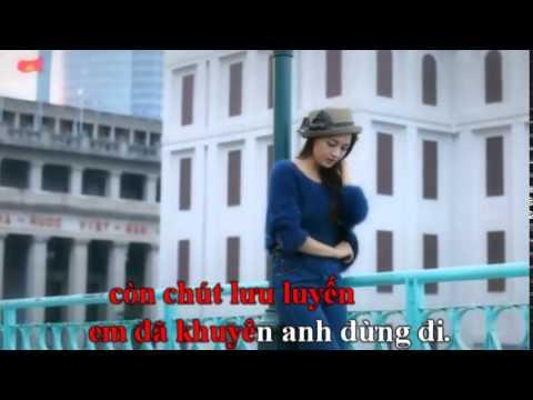 KARAOKE TA ĐÃ TỪNG YÊU - Tone Nam _ Nhạc và lời Thái Thịnh