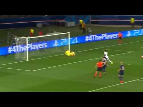 Eden Hazard Penalty Goal ~ PSG vs Chelsea 1-1 ~ HD