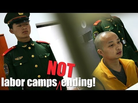 False Promises For One Child Policy Reform, End to Labor Camps | China Uncensored