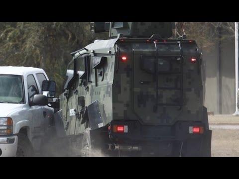 Fuerte Balacera en Vivo Zetas Vs Soldados en Monterrey