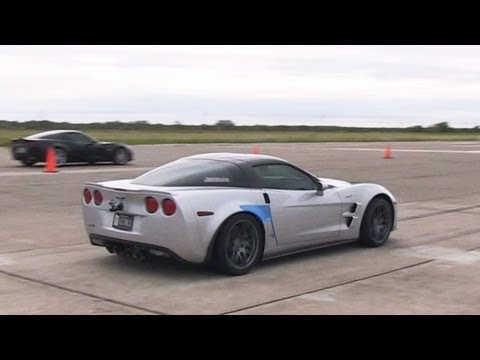 Texas Mile - October 2012 - random cars 1