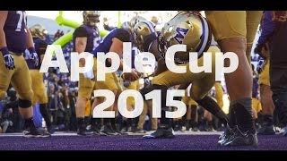 Apple Cup 2015 Highlights