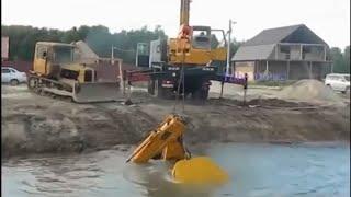 Extreme Excavator & Heavy Equipment Fail
