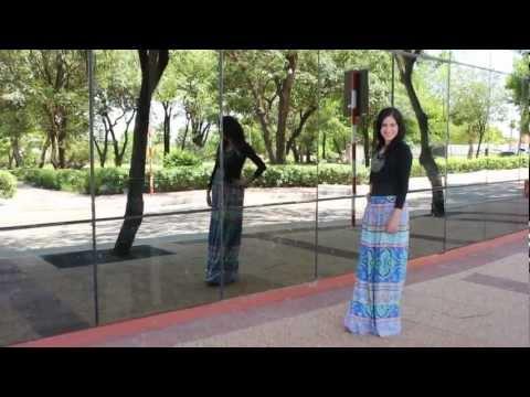 Long skirt lover (