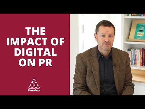 Danny Rogers discusses the role of Content and Digital in Public Relations