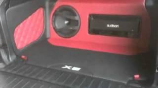 BMW X5 Modified Interior & Bootbuild videos