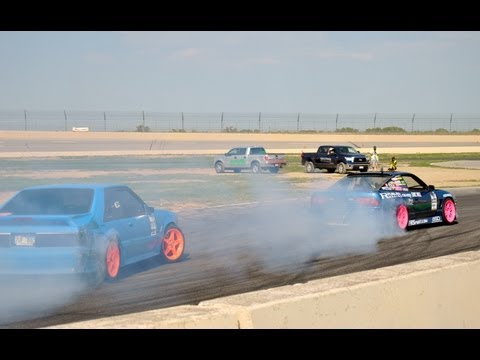 Compilation from TC drift event
