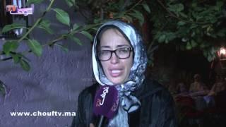 بالفيديو..شاهد دموع ابنة الفنان المغربي العربي الساسي بعد وفاة والدها |