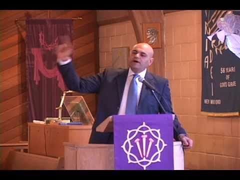 The Church - English/Armenian Sermon
