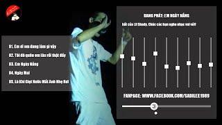 [ TUYỂN TẬP ] Những Bài Rap Buồn 2017 - Lil Shady (Part 1)