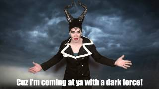 [Katy Perry Dark Horse Parody (Maleficent Parody)] Video