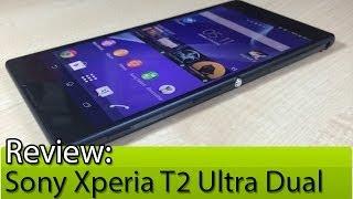 Prova Em Vídeo: Sony Xperia T2 Ultra Dual Tudocelular.com