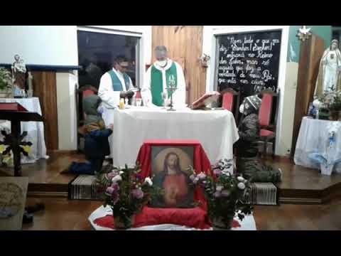 Santa Missa | 14.06.2021 | Segunda-feira | Padre Robson Antônio | ANSPAZ