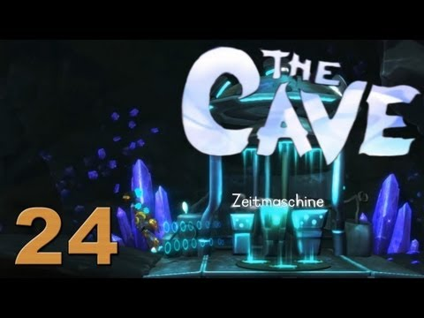 Let's Play: The Cave #24 - Die Zeitreisende [Deutsch / German]