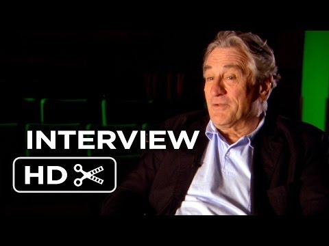 Grudge Match Interview - Robert De Niro (2013) - Sylvester Stallone Boxing Movie HD