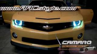 2010-2013 Chevy Camaro SS ColorSHIFT ORACLE Halo Kit By