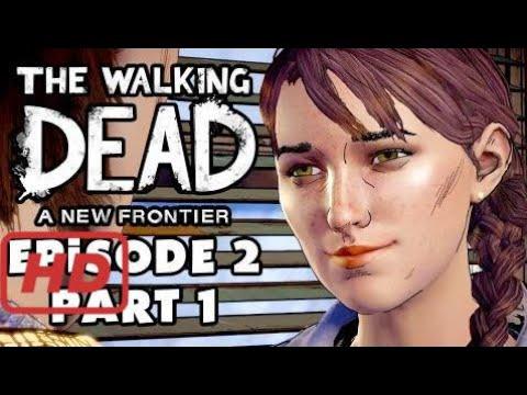 The Walking Dead: A New Frontier - Season 3 Episode 2: Ties That Bind - Gameplay Walkthrough   #RAM