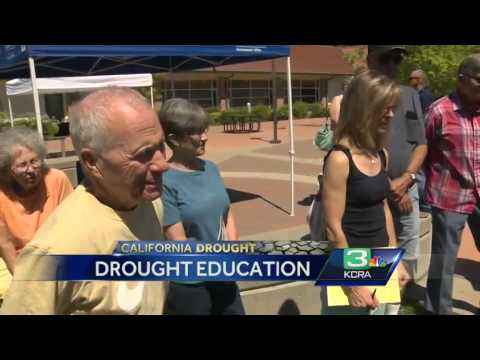City of Roseville hosts water conservation class
