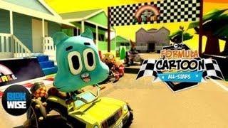Formula Cartoon All-Stars Universal HD Gameplay