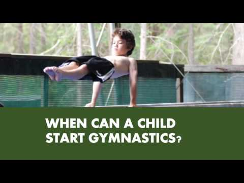 Is Gymnastics Right For Your Child
