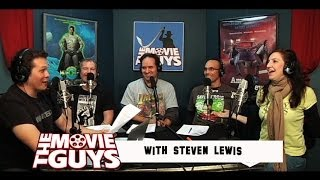 THE MOVIE SHOWCAST - THE LIST EDITION (w/Steven Lewis) - Cap...