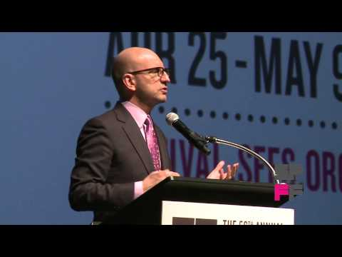 Steven Soderbergh's State of Cinema Address at the San Francisco International Film Festival