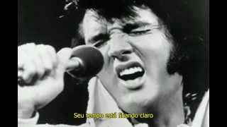 Elvis Presley Bridge Over Troubled Water (LEGENDADO