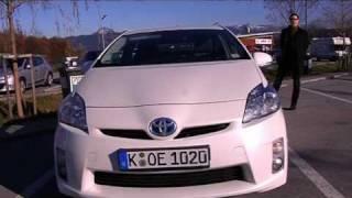 Toyota Prius im Test: Vom Konzept zum Auto videos