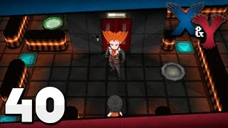 Pokémon X And Y Episode 40 Lysandre Labs!