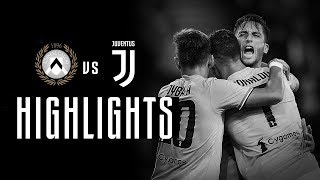 HIGHLIGHTS: Udinese vs Juventus - 0-2 - Serie A - 06.10.2018   Bentancur nets first goal in Juve win